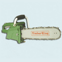 Pneumatic Chainsaw Model Timber King