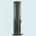 Column Gas Heater