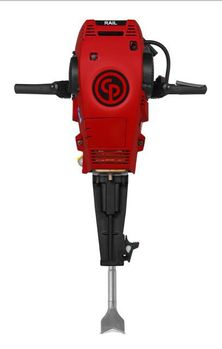 CP Red Hawk Rail Petrol Powered Breaker